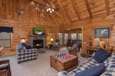 My Bearfoot Adventure cabin