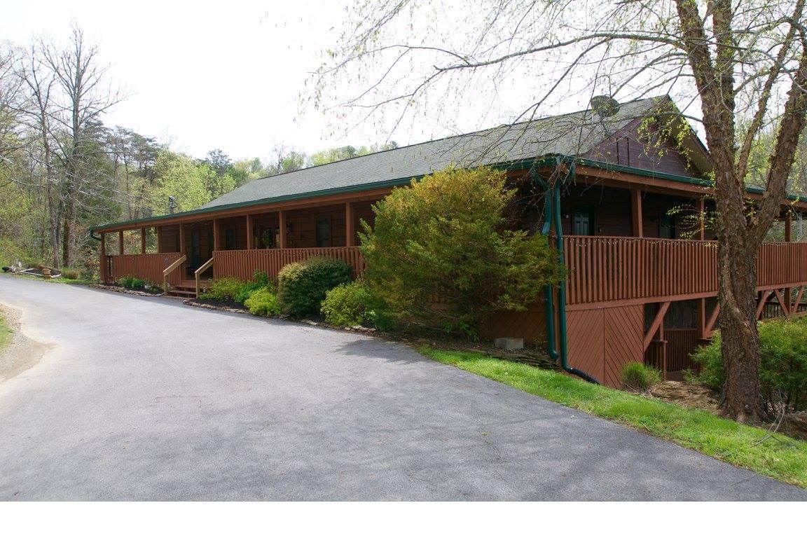 The Lodge at Douglas Lake Smoky Mountains