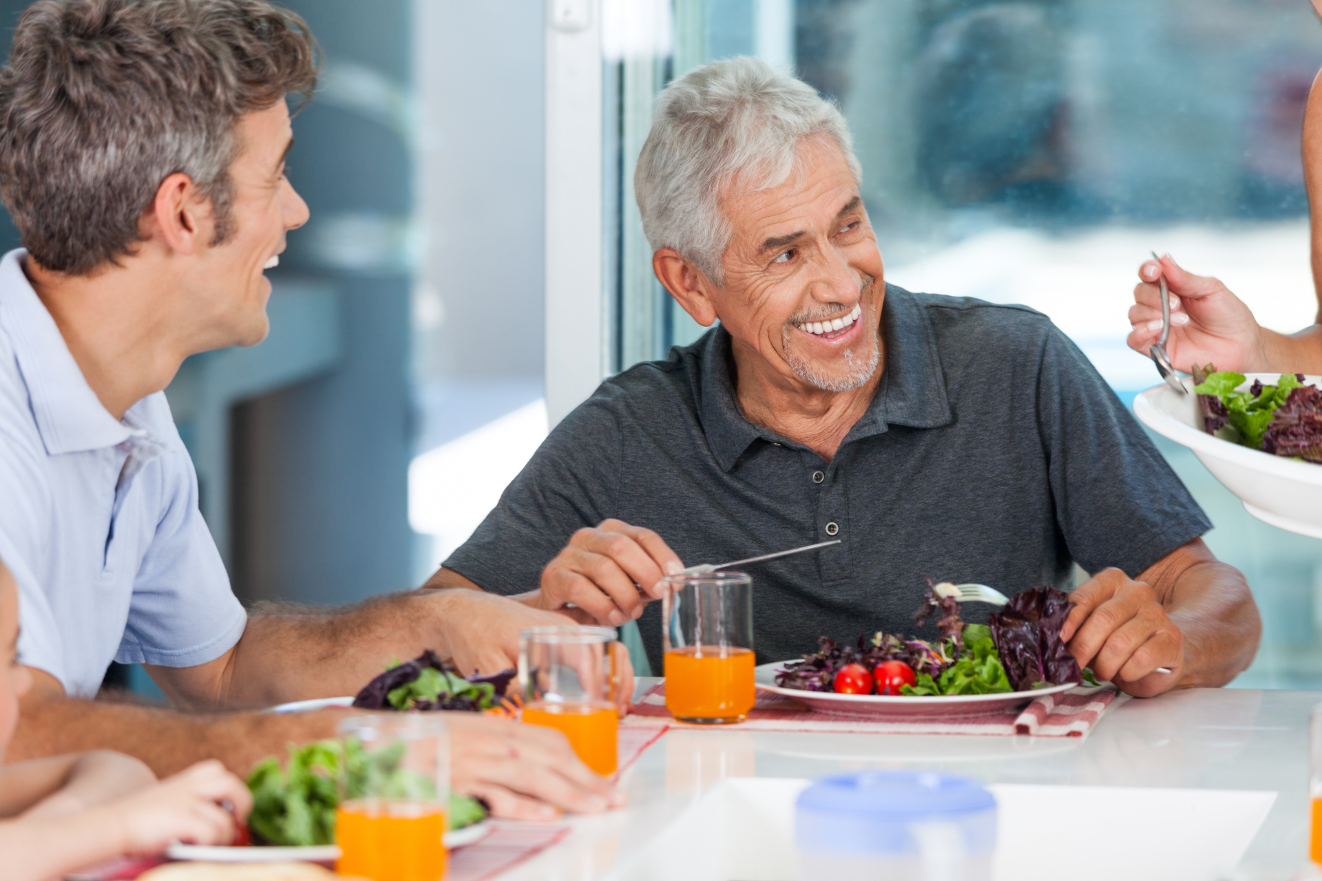 Aging Patients: Say What You Want