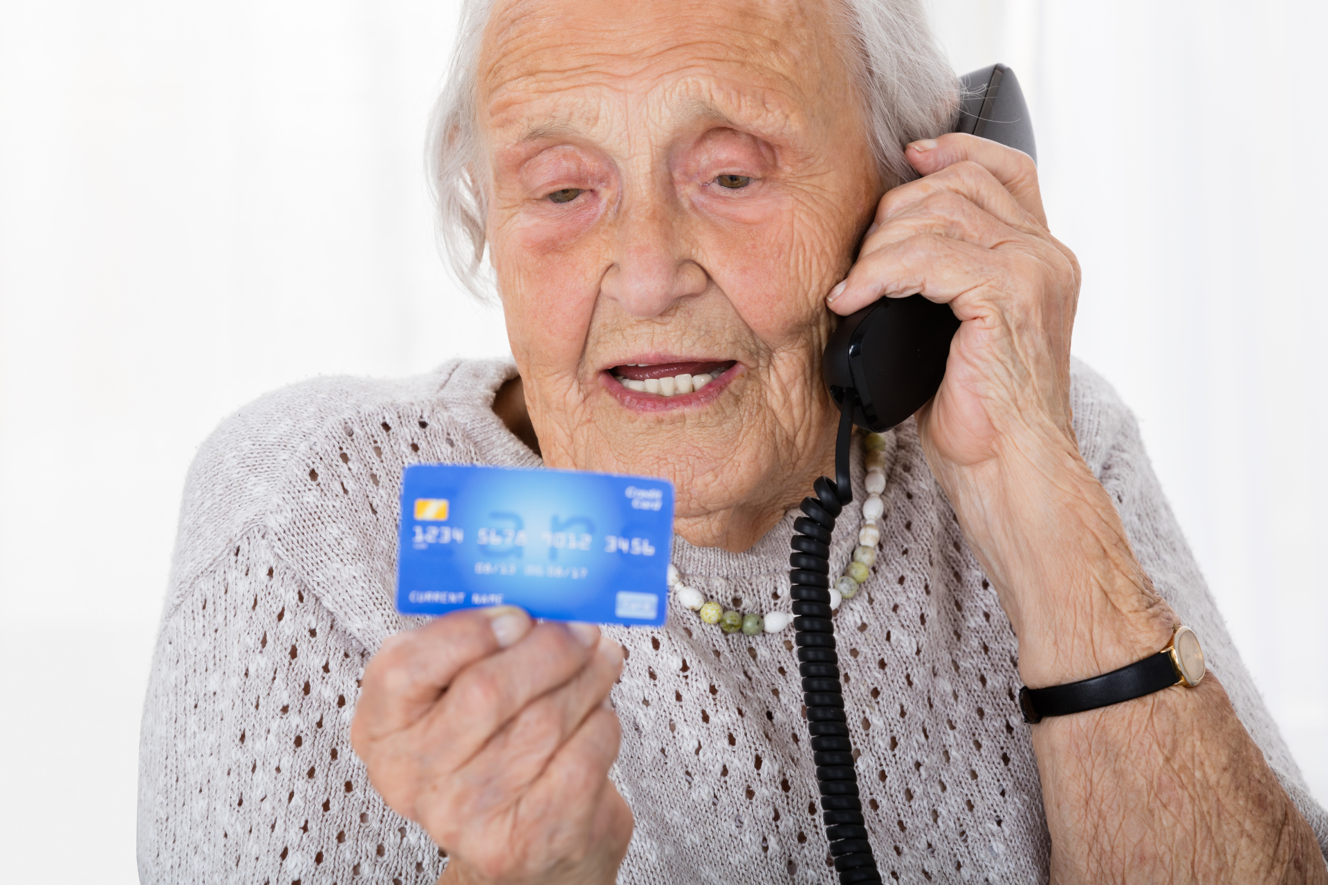 Don't Let Anyone Scam Your Gram