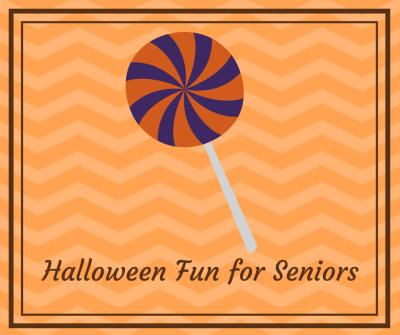 Halloween Fun for Seniors