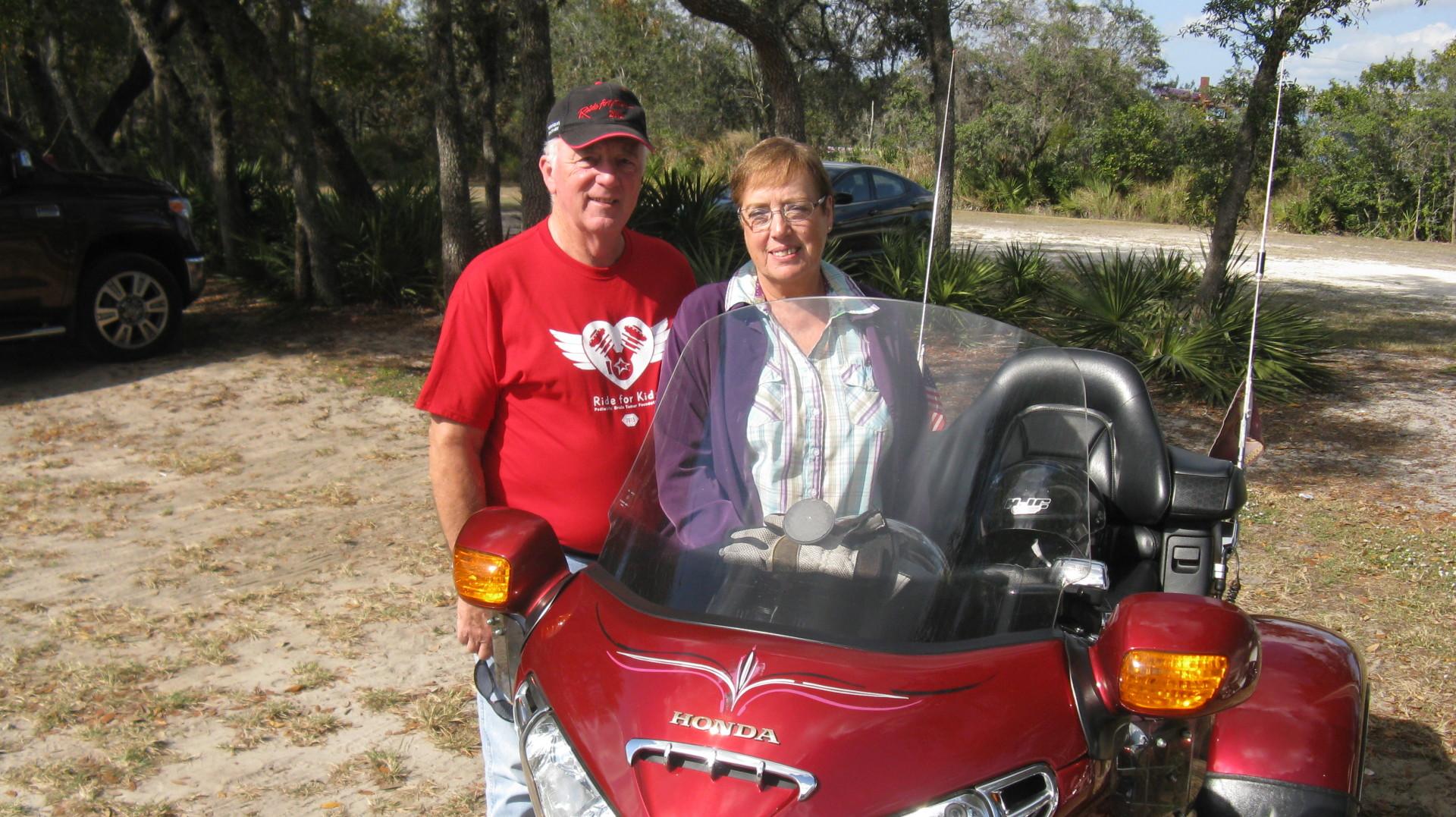 Ken and Donna Granger