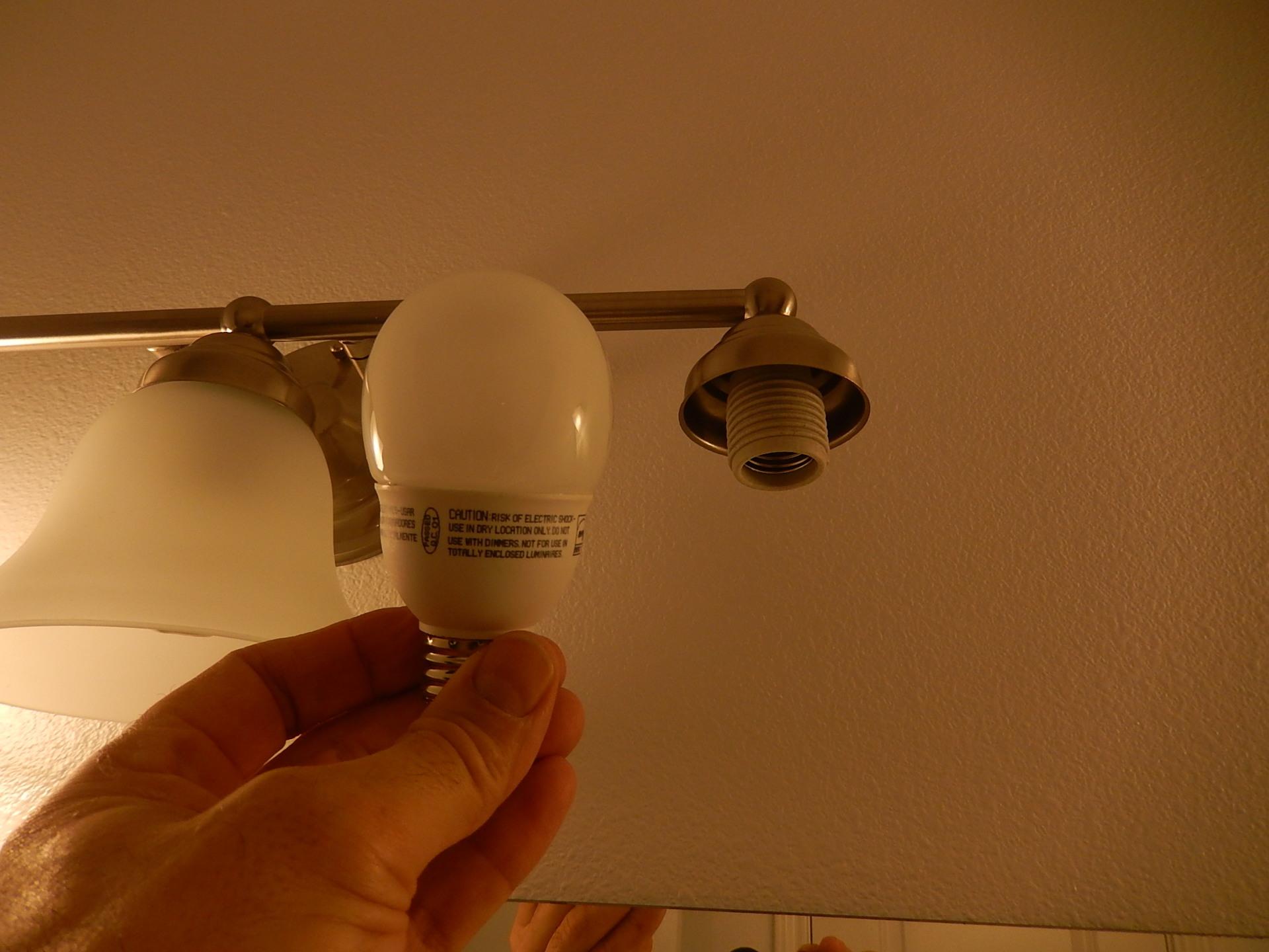 Light Bulbs - Energy Saving and Replaccments