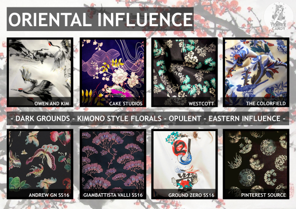 Textile candy, print trends, trend forecasting service, trend prediction, premiere vision paris, premiere vision report, review, wearepremierevision, oriental influence, kimono design, oriental inspiration