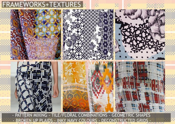 Textile candy, print trends, trend forecasting service, trend prediction, premiere vision paris, premiere vision report, review, wearepremierevision, frameworks and textures