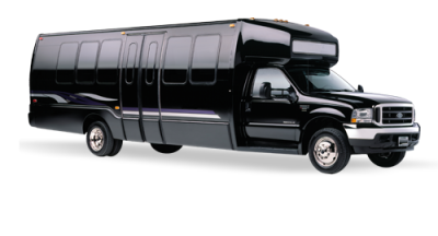 Elite Limousine Executive Bus
