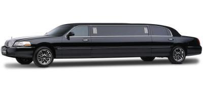 Elite Limousine Lincoln 6 Passenger Stretch Limousine