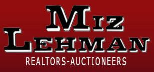 Miz Lehman Realators Auctioneers
