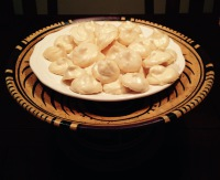 Honey Meringues