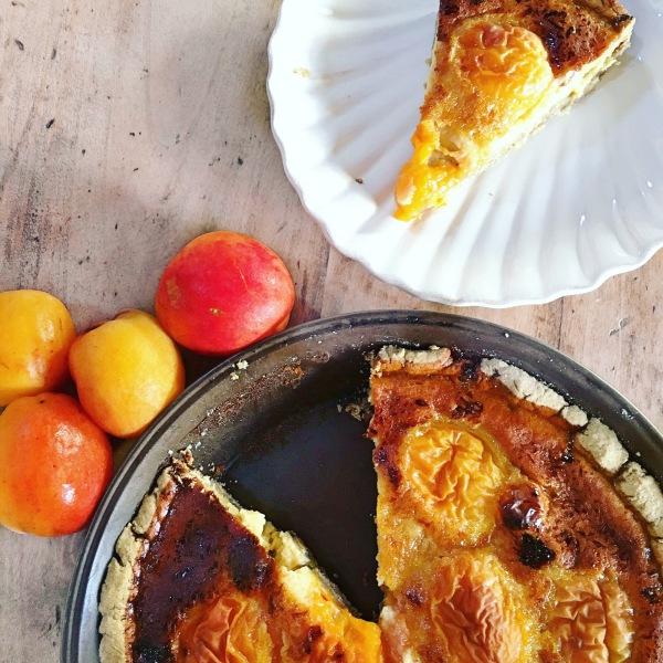 Tarte Aux Abricots