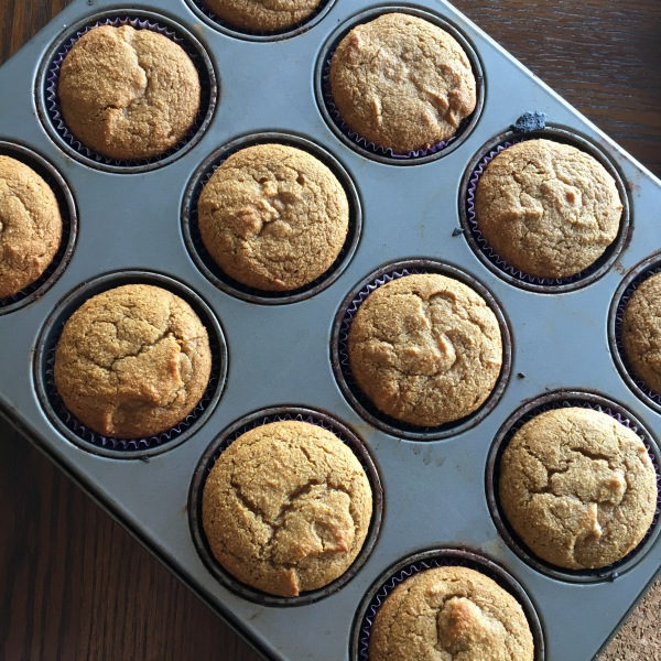 Pumpkin Apple Cupcakes