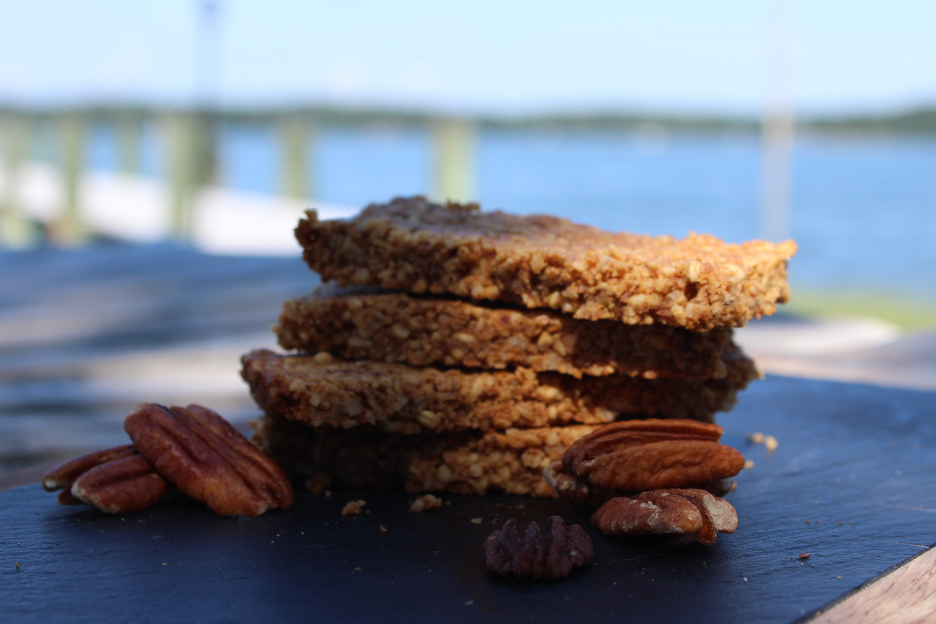 5 - Ingredient Granola Bars