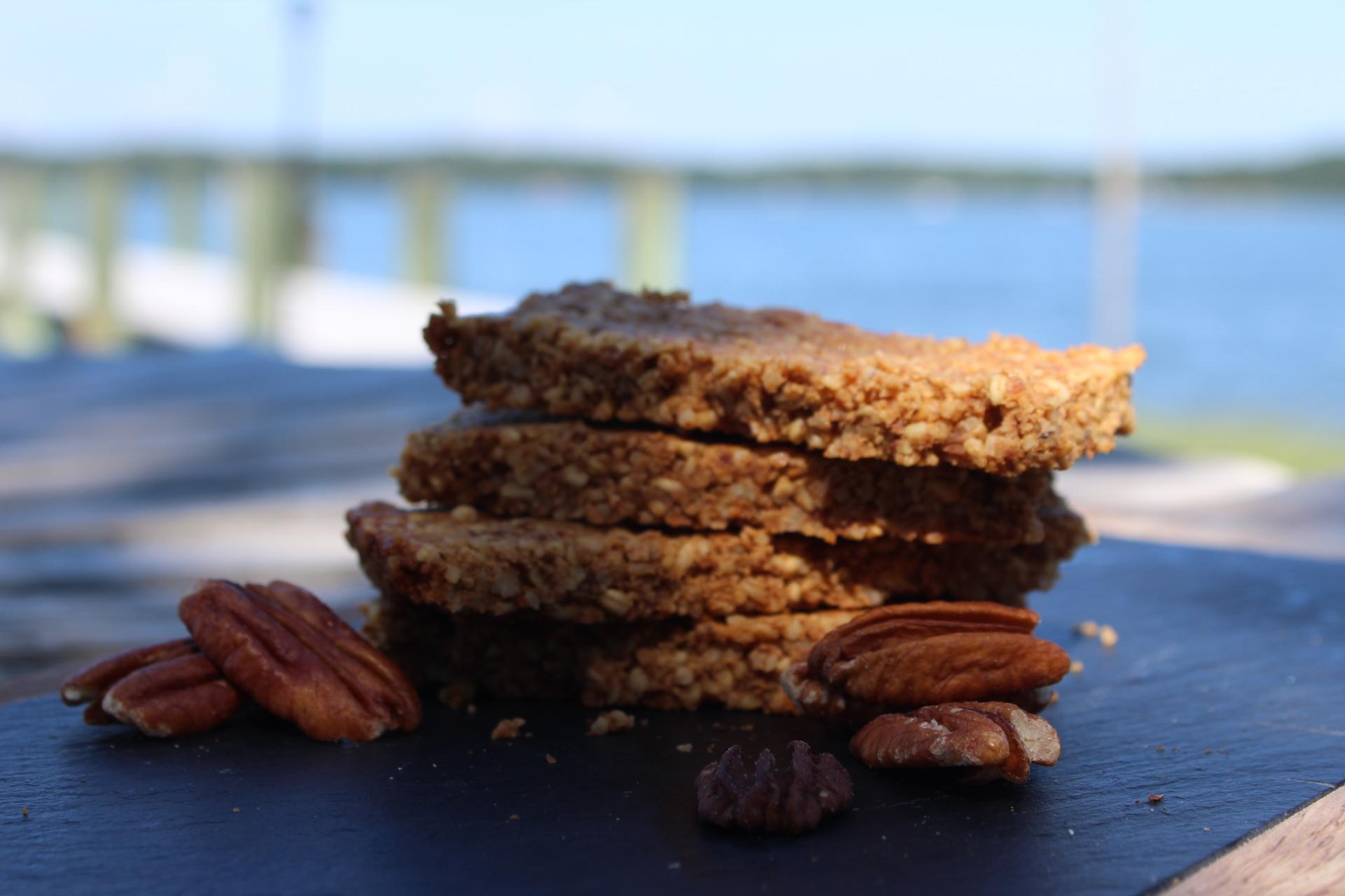 5 - Ingredient Granola Bars
