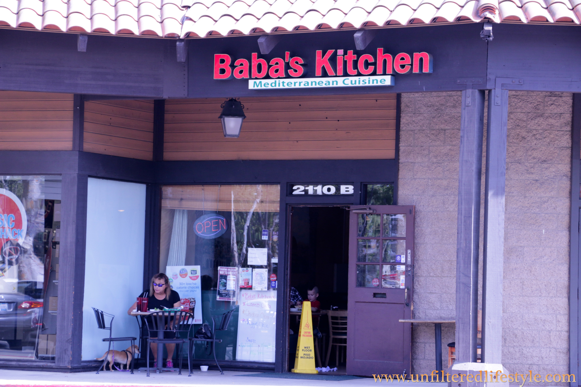 Baba's Kitchen: The King of Falafel