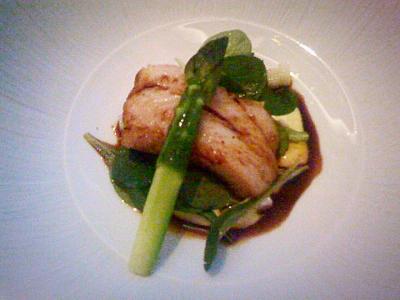 gagnaire, las vegas, travel, twist, mandarin oriental, haute cuisine, food, french cuisine