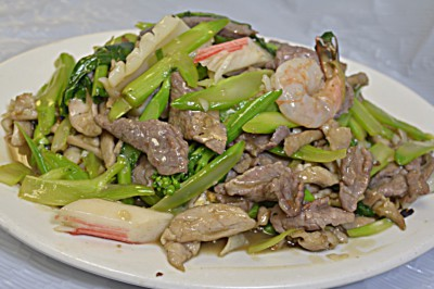 Chow Fun Noodles