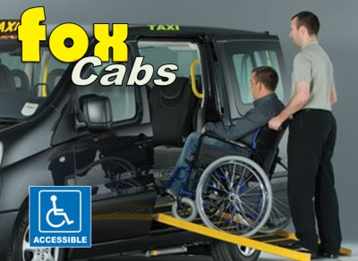 Wheelchair Accessible Taxi