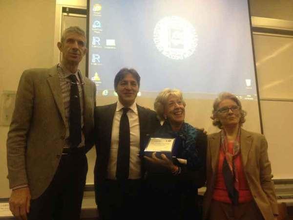 Avv. Francesca Passerini Premiata Con IlViviSalute Awards 2015