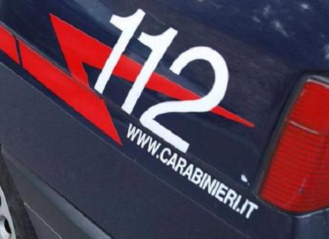 Descrizione; numero dei Carabinieri