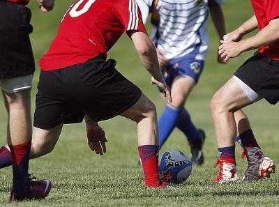 Descrizione: Vittima dei bulli alla scuola di rugby