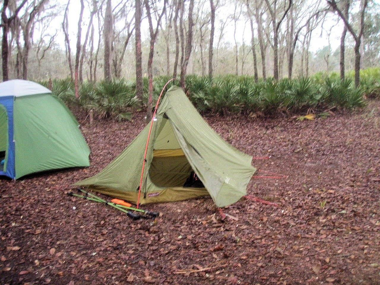 florida, backpacking, hiking, camping