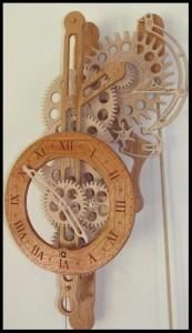 Customer Designed Clock