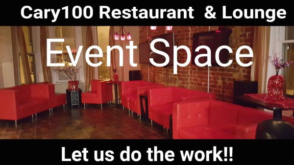 Cary100 Event Space