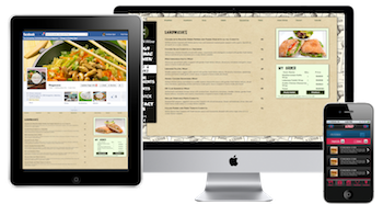 Online Ordering Page