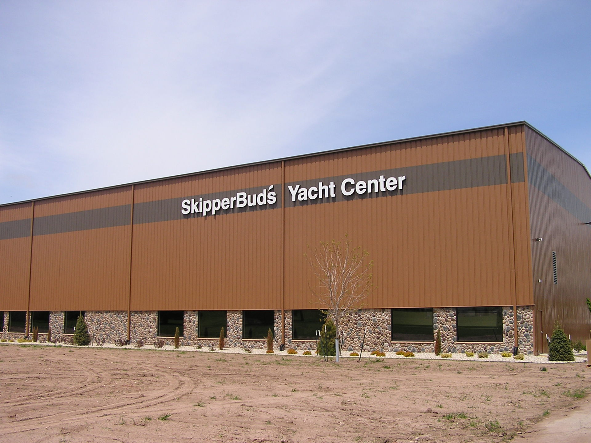 Large channel letters will get your business noticed from any distance!