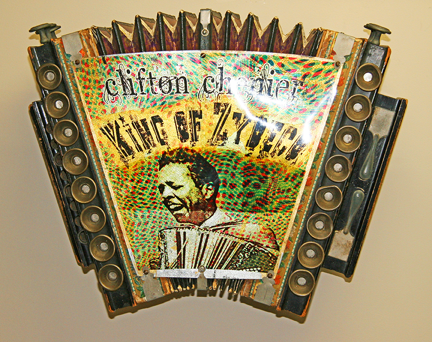 KING OF ZYDECO-CLIFTON CHENIER