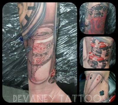 gambler sleeve ongoing