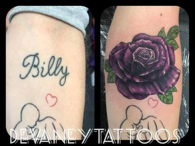 another pretty cover up