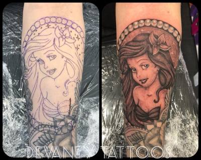 added my little mermaid to this :)