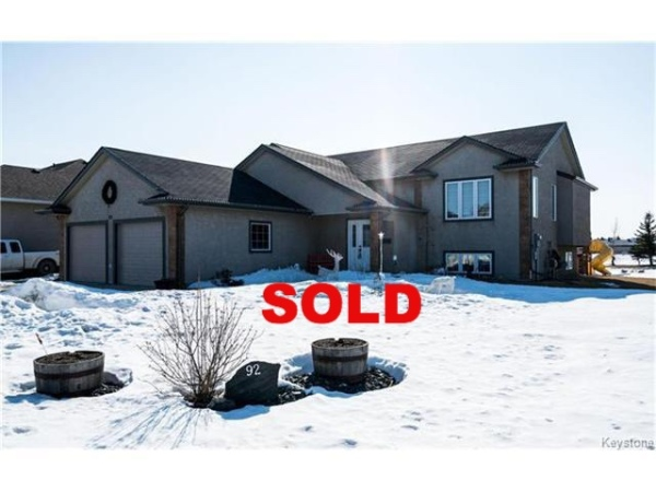 Monica Kessler, Element Realty, Lorette listings, Lorette Manitoba, 92 Settlers Trail, Settlers Trail, Manitoba Rural listings