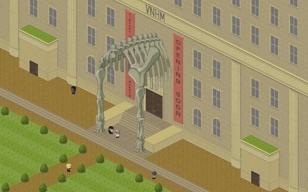 Virtual Natural History Museum