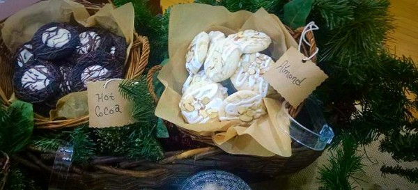 Cookies for Bridgewater Christmas Bazaar 2015