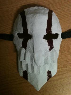 Mask, Hallow, Hallow Mask