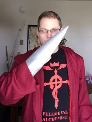 Fullmetal Alchemists: Automail Blade