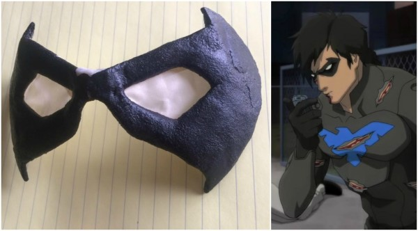 Nightwing Mask