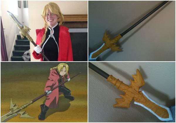 Edward's Spear