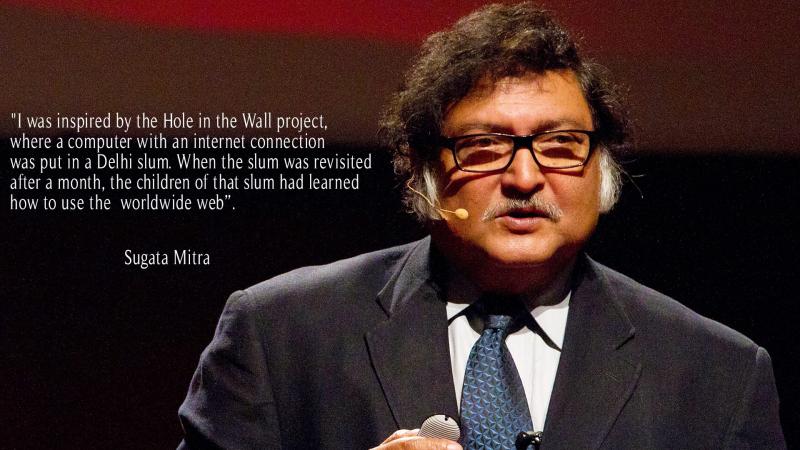 Sugata Mitra SOLES