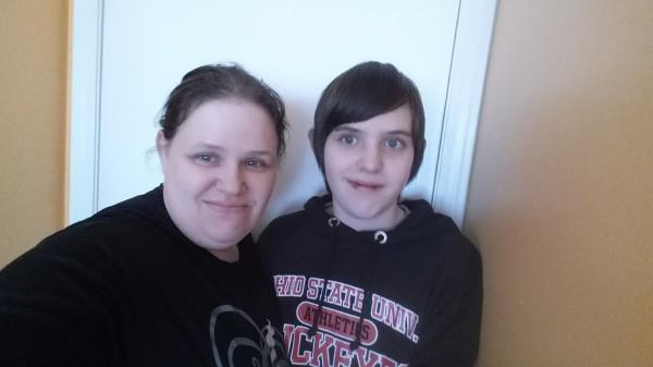 Vanessa and Jeb