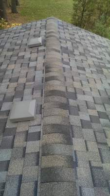 Roofing, Venting, Shingles