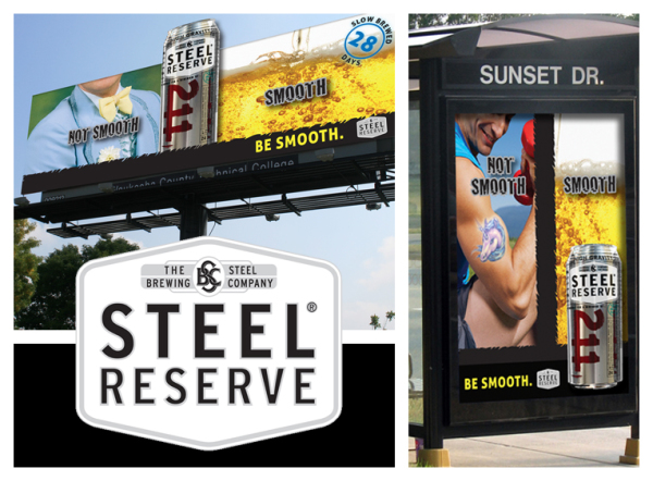 Steel Reserve Campaign