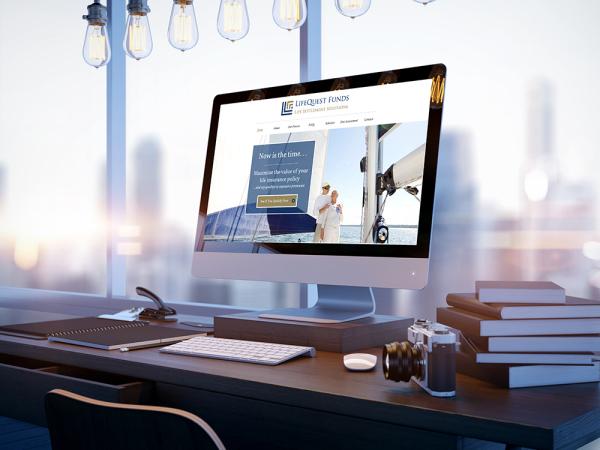 LifeQuest Website Development