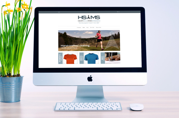 HSMS Brand and Website Development