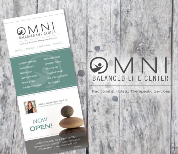 OMNI rack Cards