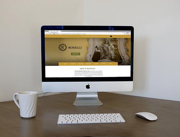 Mobile & Desktop Site