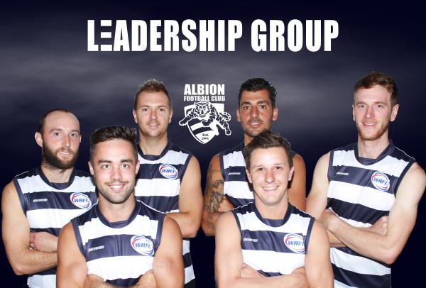LEADERSHIP GROUP ANNOUNCED