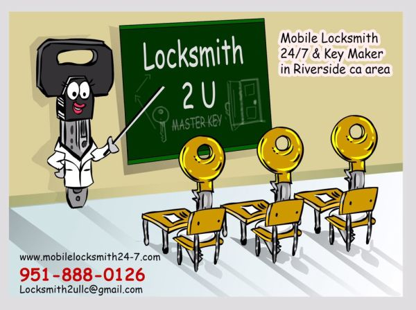 riverside locksmith